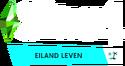 De Sims 4 Eiland Leven Logo V2