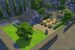 Friends' N Burg Garden