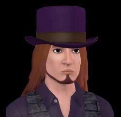 Gunther Gothik (Les Sims 3)
