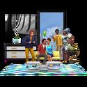 Les Sims 4 Vie Citadine Render 09
