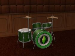 Sims 2 Drums