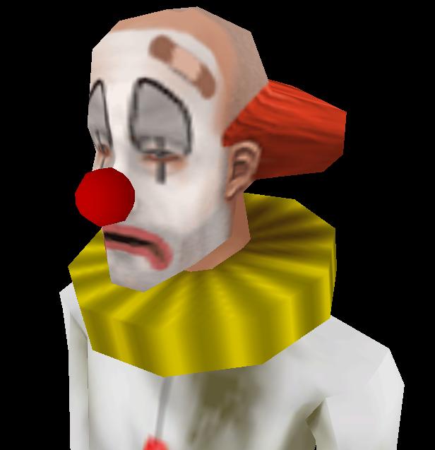Sunny the Tragic Clown