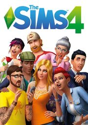 The-Sims-4-Cover-art