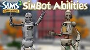 The Sims 3 Ambitions SimBot Abilities and How to Find Them