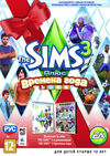 The Sims 3 Plus Seasons Box Art (Russian)