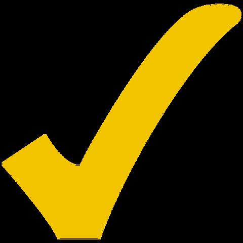 File:Yellow check.png