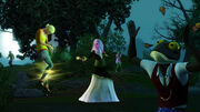 TS3 supernatural witch castspells
