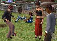 The Sims 2 University Screenshot 15