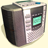 Cyber Chronometer Alarm Clock