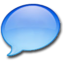Berkas:Icon speech bubble chat balloon.png