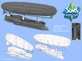 Les Sims 3 Showtime Concept art 21