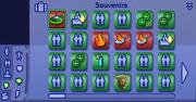 Souvenirs (Les Sims 2)