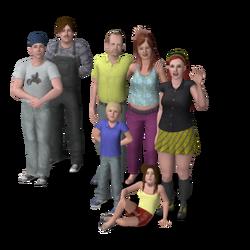 Blut Familie (De Sims 3)