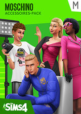 Die Sims 4: Moschino-Accessoires
