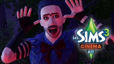 Les Sims™3 Cinema - Kit d'objets Partie 2 3