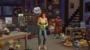Les Sims 4 Mise à jour 16 ans 4