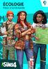 Packshot Les Sims 4 Ecologie