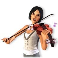TS3 violin