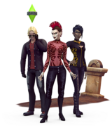 TS4V Rebellious