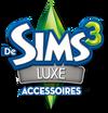 De Sims 3 Luxe Accessoires Logo