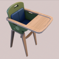 Kindermade Classic High Chair