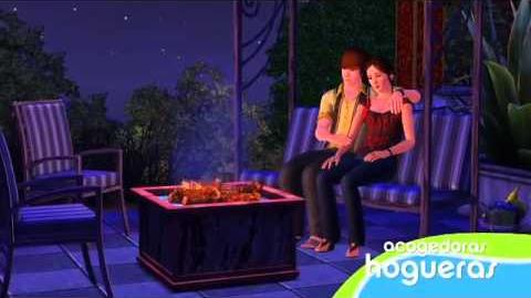 Los Sims 3 Patios y Jardines - Tráiler
