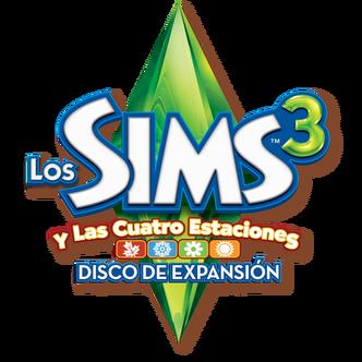 Los Sims 3 Y las cuatro estaciones Logo