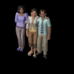 Matlapin familie