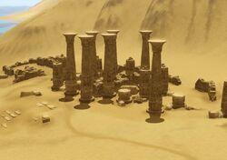 Ruines de Karnak