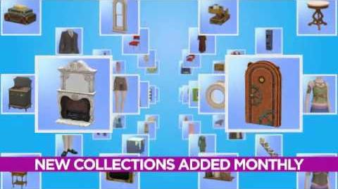 Trailer for the Sims 3 Store
