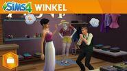 De Sims 4 Aan het Werk Officiële Winkel Gameplay Trailer