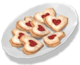 Flirty Cookies