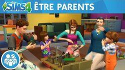 Les Sims 4 Être parents bande-annonce officielle sur l'éducation