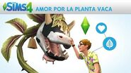 Los Sims 4 Amor por la Planta Vaca - Trailer Oficial Historias Divertidas