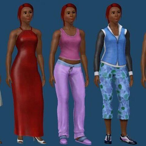 Outfits de Monika