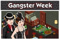Sims Social - Promo Picture - Gangster Week