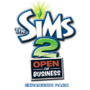The Sims 2 Open for Business Logo (Original)