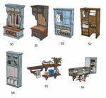 Création kit Les Sims 4 par fans - Vote contenu 4