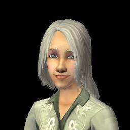 Flo Broke (The Sims 2)