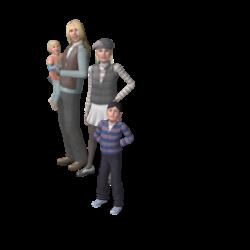 Helgason familie