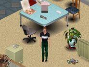 Sims1UnusedPlumbBob