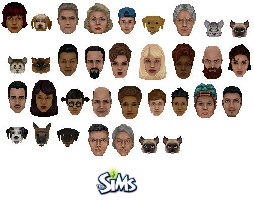 Sims of Sims 1