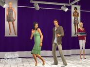 The Sims 2 H&M Fashion Stuff Screenshot 08