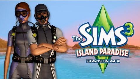 The Sims 3 Island Paradise Live Demo