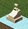 Ts1 bs-pa4 cash register