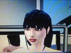 Moony Choi (The Sims console closer)