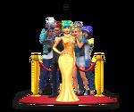 Render 01 Les Sims 4 Heure de gloire