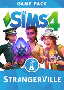 De Sims 4 StrangerVille Cover