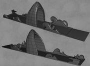 Les Sims 4 En plein air Concept art Joseph Carabajal 3