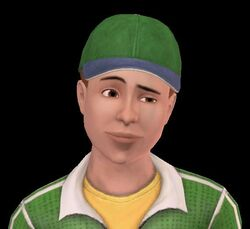 Michael Bachelor (The Sims 3)